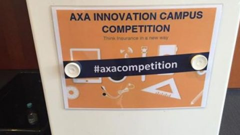 (Deutsch) Finale der AXA INNOVATION CAMPUS COMPETITION