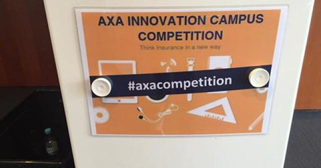 Finale der AXA INNOVATION CAMPUS COMPETITION